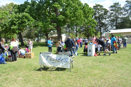 More fun activities at the Milam County Nature Festival.