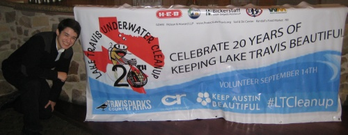 Lake Travis Underwater and Shoreline Cleanup celebrates 20 years!