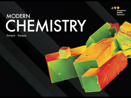 Modern Chemistry iBook available from iTunes