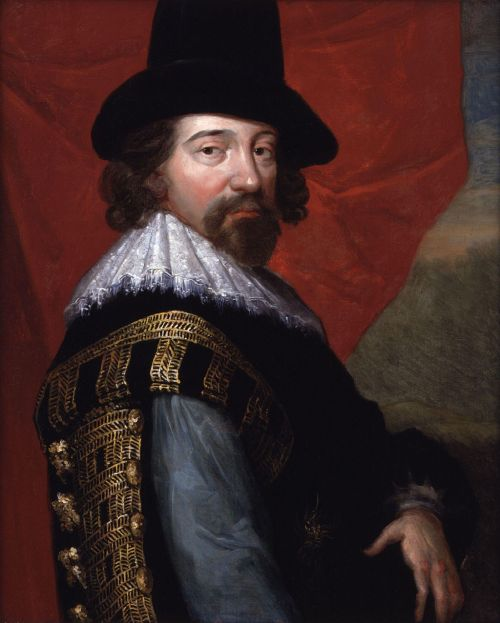 Sir Francis Bacon (Image credit: Wikipedia, public domain)
