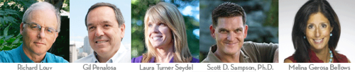 Keynote speakers at the Children and Nature Network Conference 2015 (Image credit: Children and Nature Network)